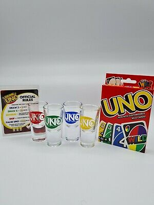 Drunk UNO, Adult Drinking Game, Great Night In Whilst On Lock Down • 17.99£