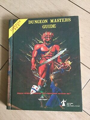 Dungeons And Dragons Dungeon Masters Guide 1979 • 15£