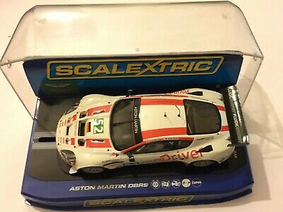 Scalextric C3196 Aston Martin DBR9 Young Driver No.52 (Boxed) New Uk Seller • 35£