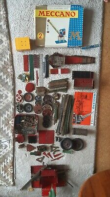 Vintage Meccano Job Lot • 16£