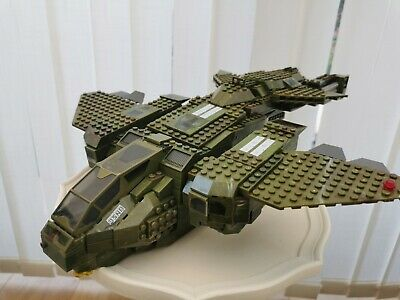 Halo Mega Blocks Rare Pelican (sold As Seen) • 20£