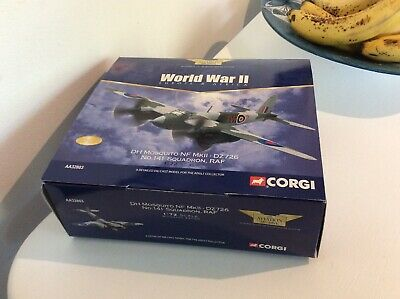 DH MOSQUITO - CORGI AVIATION ARCHIVE - AA32803 -1:72 Scale Limited Edition • 33£