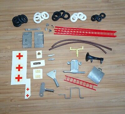 Triang Minic Car, Van, Bus & Lorry Reproduction Spare Parts - Choose From List • 4£