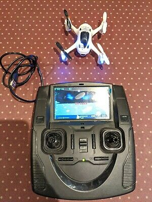 Hubsan X4FPV Drone With Built In Camera And Controller With Display • 36£