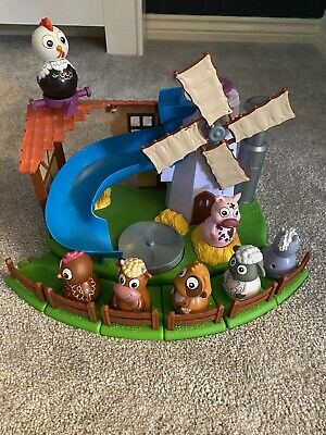 Weebles Farmyard And Animals • 9.50£
