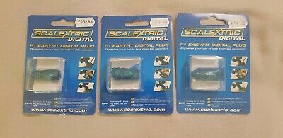 3x Scalextric C8516 SSD Sport Digital - DPR F1 Easyfit Digital Conversion Chip  • 3.21£