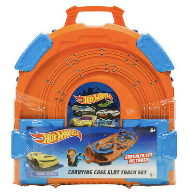 Hot Wheels Carrying Case Slot Track Set - 1/64 Scale  • 55.85£