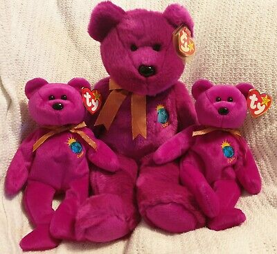Ty Beanie Babies And Buddy • 6.50£