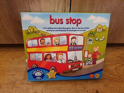 Orchard Toys Bus Stop Game • 10.30£