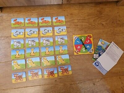 Orchard Toys - Spotty Dogs Game • 6.20£