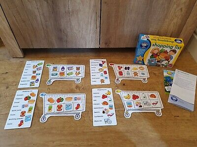 Orchard Toys - Shopping List • 6.20£