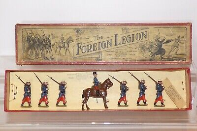A23 - Britains Post WW2 Version Boxed Set 1711 French Foreign Legion VGC • 64.99£