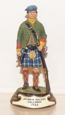 G06 Stadden 80mm Figure. Jacobite Soldier. Culloden 1746 • 147£