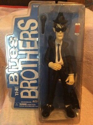 Very Rare Mezco The Blues Brothers Large Elwood Figure • 89.99£