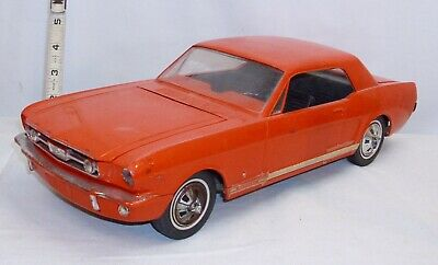 Amf Wen Mac 1966 Ford Mustang Tether Car Battery Or Gas Powered  • 38.78£
