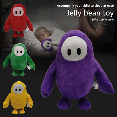 Fall  Guys Various Colours Plush Doll Game Role Stuffed Soft Toy Kid's Xmas Gift • 18.88£