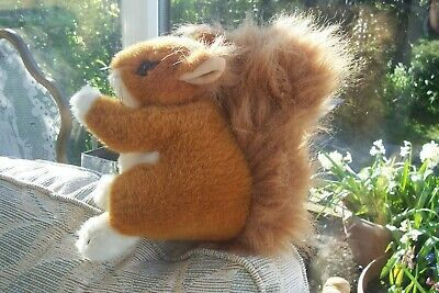 Soft Toy Squirrel By Playmakers • 4£