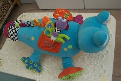 Soft Toy, Play To Learn, Amazing, Called Issac, Made In UK • 8£