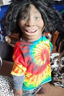 Axtell Full Size Latex Puppet, Great Condition • 200£