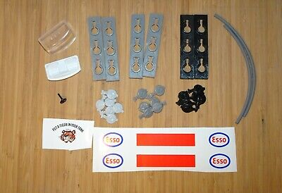 Dinky 945 950 AEC Foden Esso Tiger Tanker Reproduction Parts - Choose From List • 2£