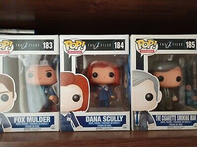 X Files Funko Pop Collection • 100£