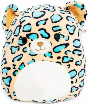 Squishmallows 7.5 Inch Plush - Liv The Leopard • 11.99£