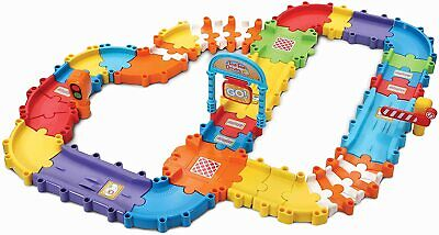 VTech Toot-Toot Drivers Track Set, First Kid's Car Cars For Multicolor  • 58.49£