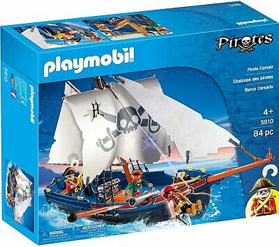 Brand New Playmobil Pirate Corsair Ship 5810 • 27£