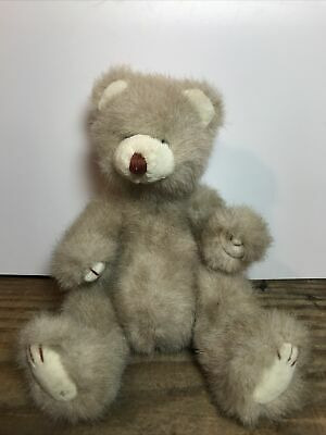 Ty Attic Treasures 1993 Retired Dickens Jointed Teddy Bear Plush Soft Toy • 0.99£