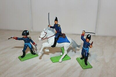 Britains Deetail Compatable DSG Napoleonic French Officers X 3.. • 5.50£