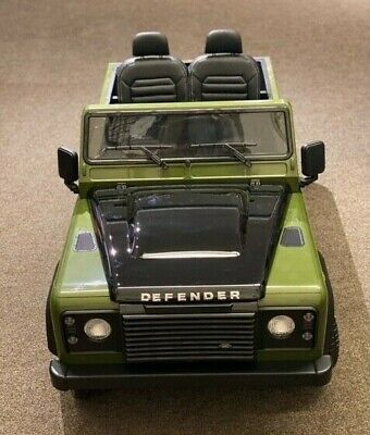 Genuine Kids Ride On Land Rover Defender 90 New In Box • 264.99£