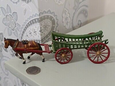 Vintage Charbens ? Four Wheeled Farm Wagon. Combined Postage Offered.  • 20£