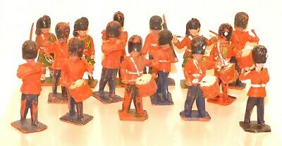 PS07 - Lot Of Lone Star Plastic Guards And Scots Bandsmen • 9.99£