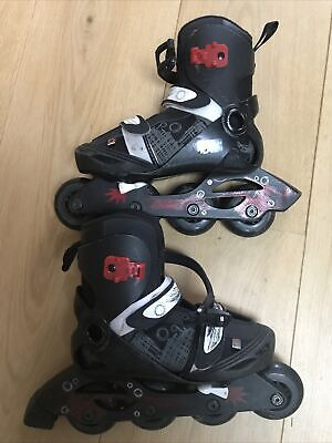 Rollerblades Soze13-1 Decathalon Used Only A Few Times • 12£