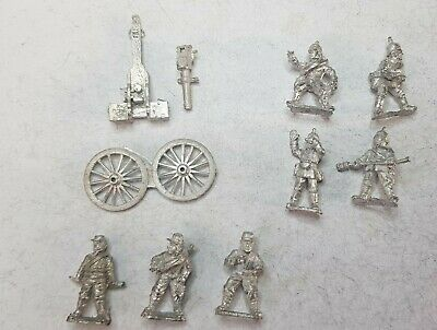 Franco Prussian War, French Artillery & Crew + Prussian - Wargames Foundry 28mm • 6.50£