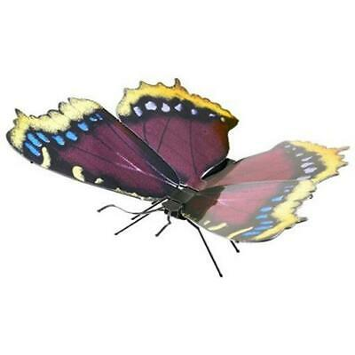 Fascinations Mourning Cloak Butterfly 3D Metal Earth Model Kit MMS126 • 10.78£