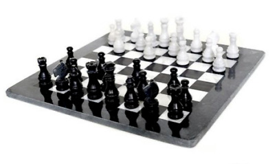 Handmade Marble Chess Board Game • 199.99£