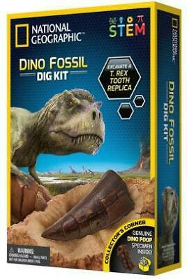 National Geographic Dinosaur Dig Kit • 12.49£