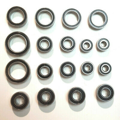 RC Bearings Rubber Sealed Traxxas TRX4 Portal Front And Rear Kit UK Seller • 8.99£