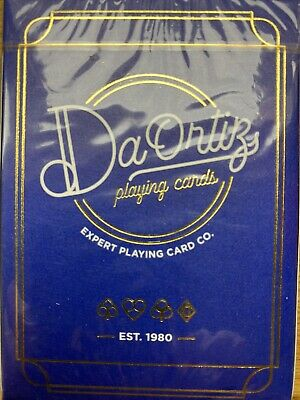 Dani Da'Ortiz Premium Playing Cards- Made For Magicians • 7.99£