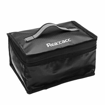Upgraded Realacc Fireproof Waterproof Lipo Battery Safety Bag(220x155x115mm) Wit • 10.99£