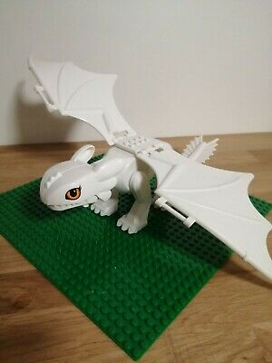 Light Fury Lightfury How To Train Your Dragon MOC Minifigure Compatible To LEGO • 16£