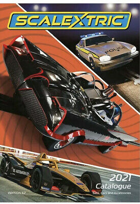 Scalextric C8186 Scalextric 2021 Catalogue • 8.99£