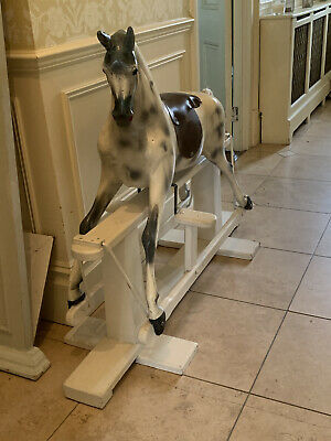 Antique Large Rocking Horse  • 1,800£