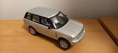 Scalextric Digital  Silver Land Rover  • 20£
