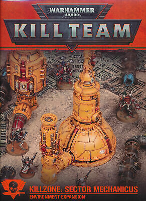 Warhammer Kill Team Killzone: Sector Mechanicus Environment Expansion Sprues • 12.66£
