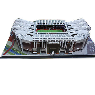 3D Manchester United Replica Old Trafford Football Stadium - 186 Pieces Puzzle  • 9.85£