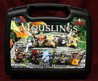 Reaper Miniatures Boxed Set - Mousling Heroes (10) • 29.47£