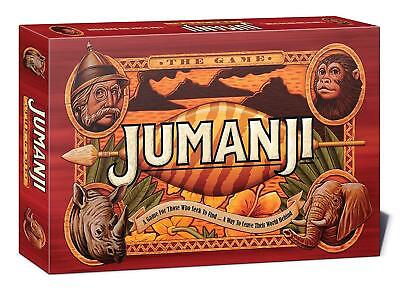 Jumanji Board Game Perfect Family Board Game Set For Kids/Children • 15.99£