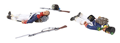 Britains 36151 French Line Infantry Casualty Set No1 • 54.99£